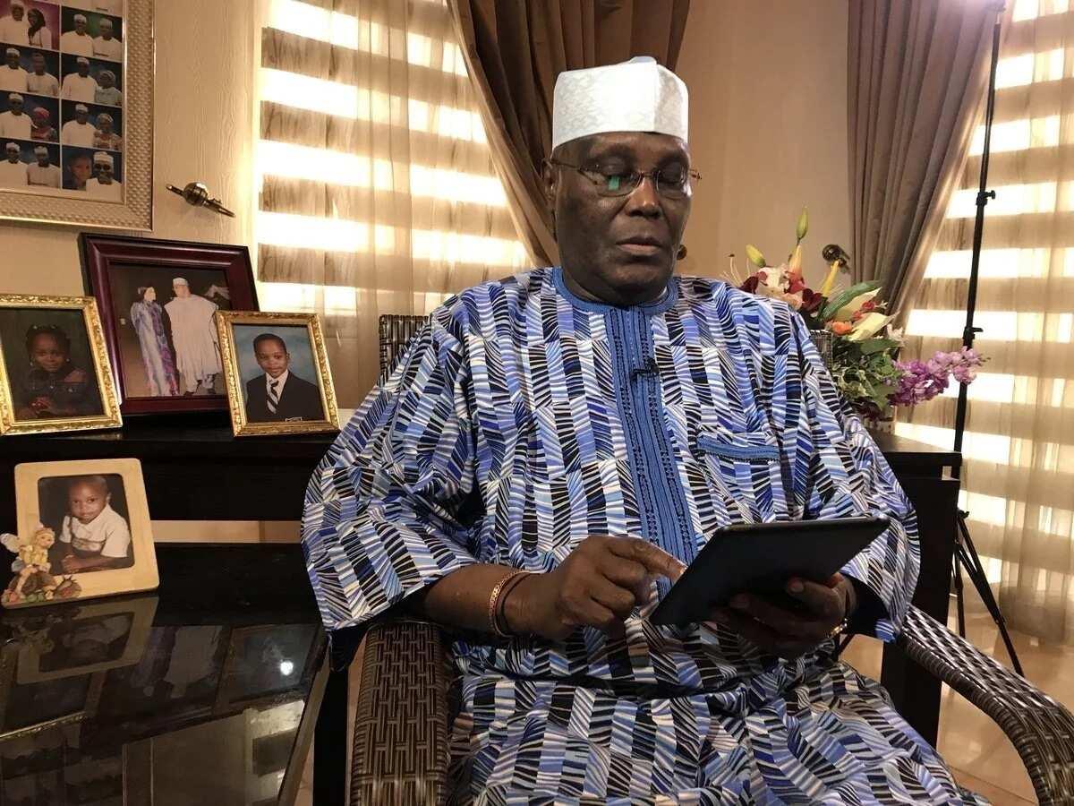 Siyasa tamkar kasuwanci ne Inji Atiku Abubakar
