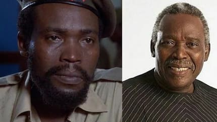 Memorable pictures of iconic Nollywood actor Olu Jacobs as he turns 75