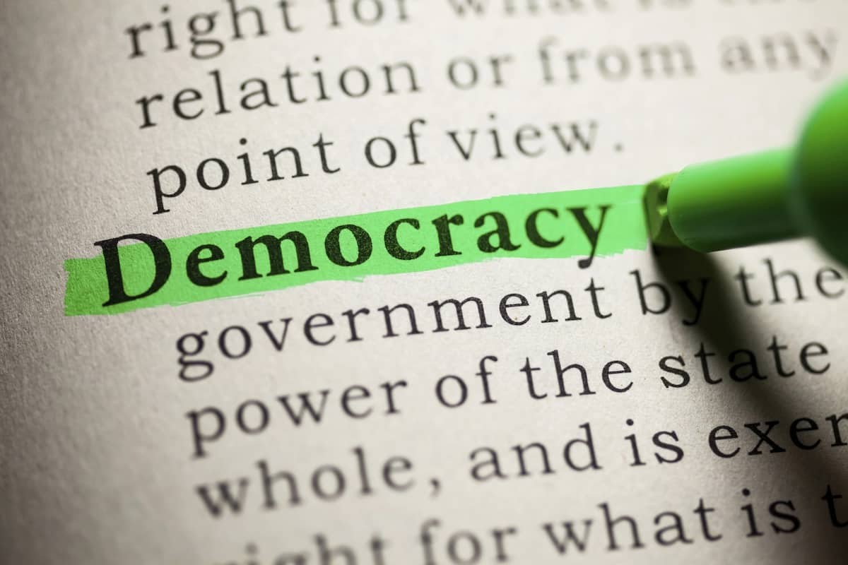 Different types of democracy in the world Legit.ng
