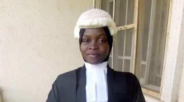 God used me to break hijab barrier among lawyers - Amasa Firdaus