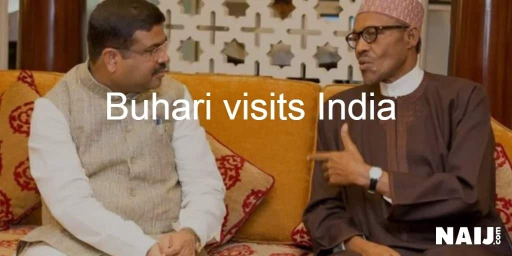Accept The Policy Changes In Nigeria - Buhari To Indians