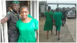 Updated: Kemi Olunloyo sent back to prison again