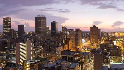 Wealthiest city in Africa 2018