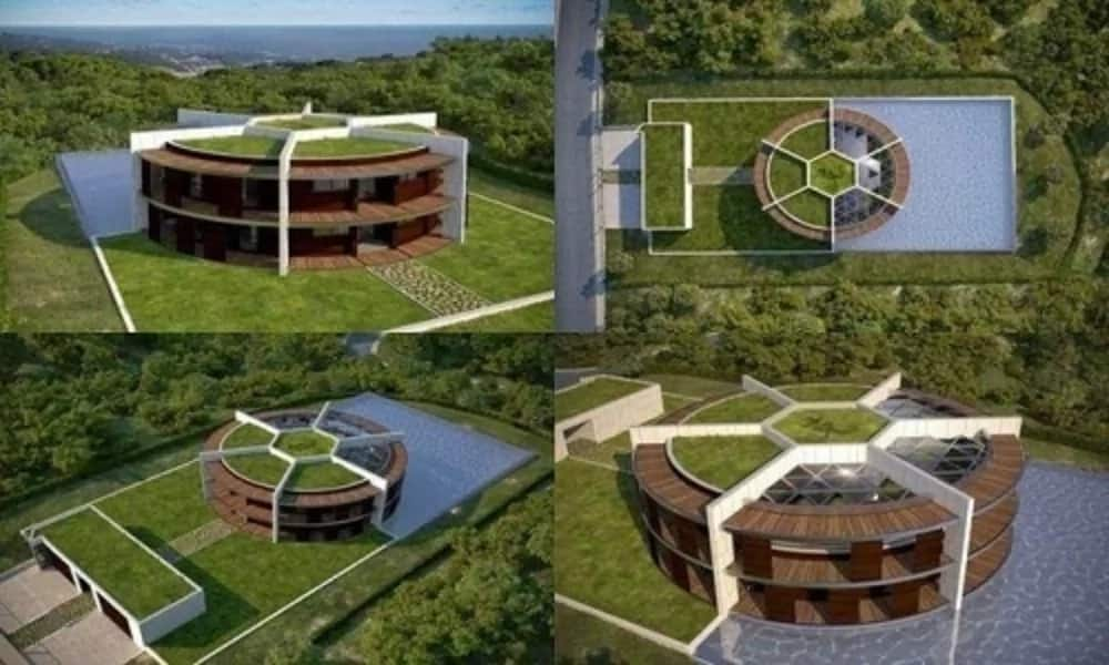 Messi's the One-Zero Eco House