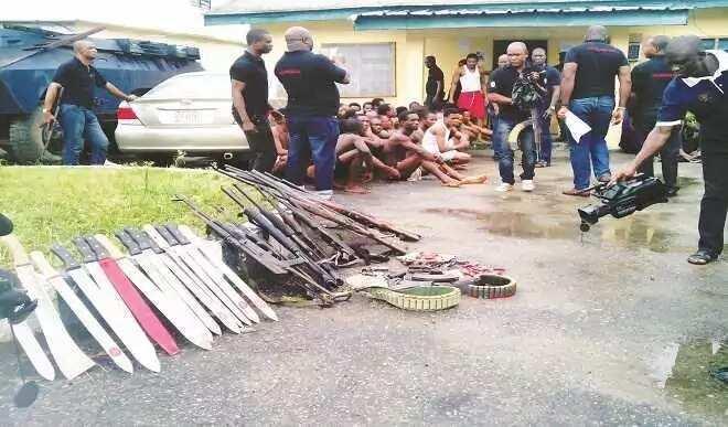 Nigerian Navy raises alarm over Arms sales
