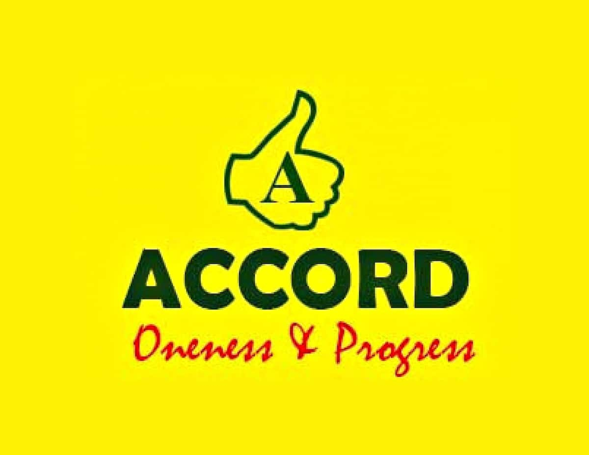 Accord Party Logo