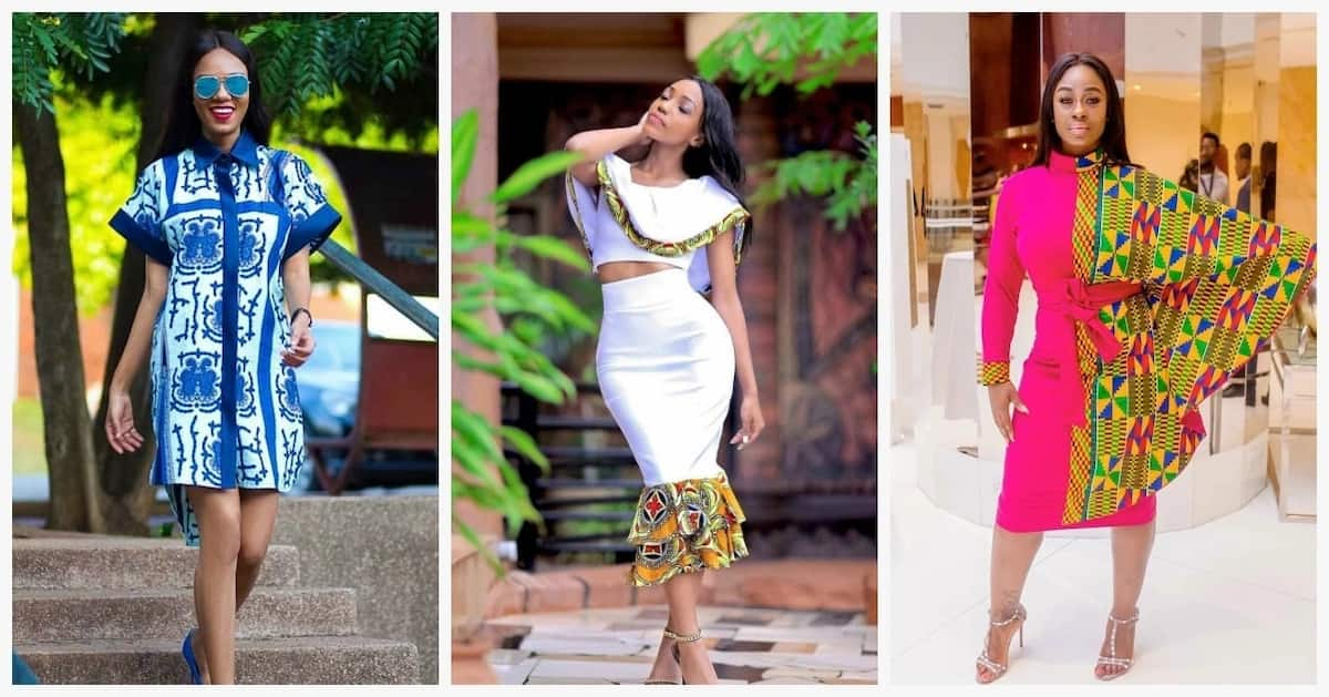 496231b9e2 Modern African dress styles to rock in 2018 ▷ Legit.ng