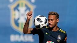 Neymar shows off 'playful skills' in Brazil training ahead of Serbia match (photos)