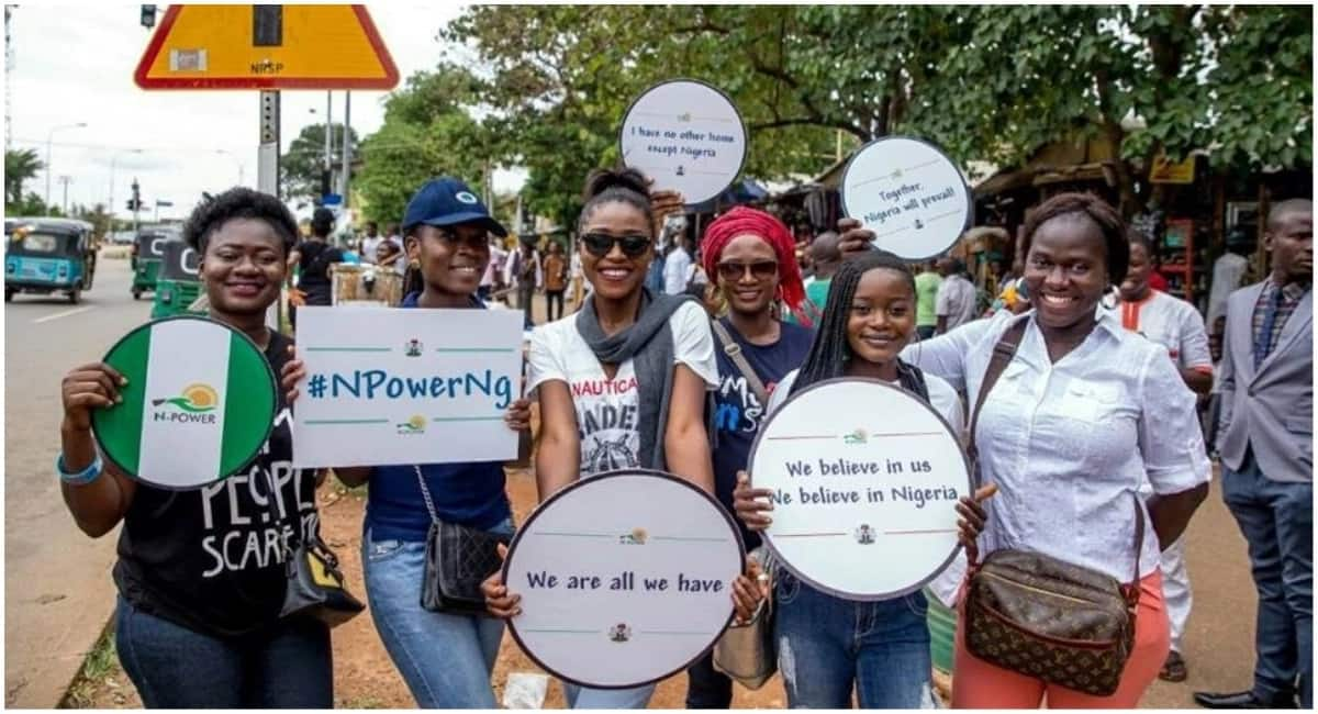We are not absorbing pioneer N-power volunteers into civil