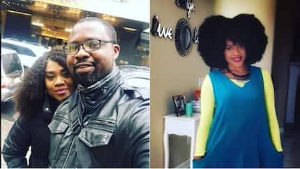 Stella Damasus gushes over hubby Daniel Ademinokan as they celebrate Thanksgiving