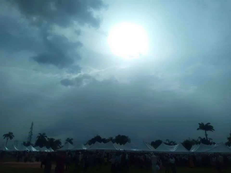 Holy Mary appears in Edo state during Catholic national congress (photos)