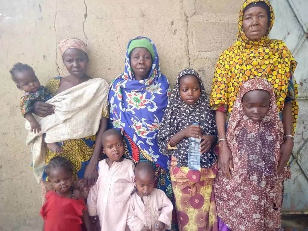Just in: Troops intercept suspected Boko Haram wives in Borno