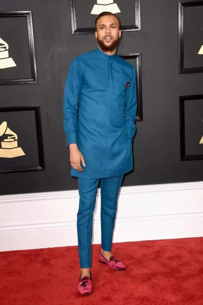 Nigerian men's traditional fashion styles 2018