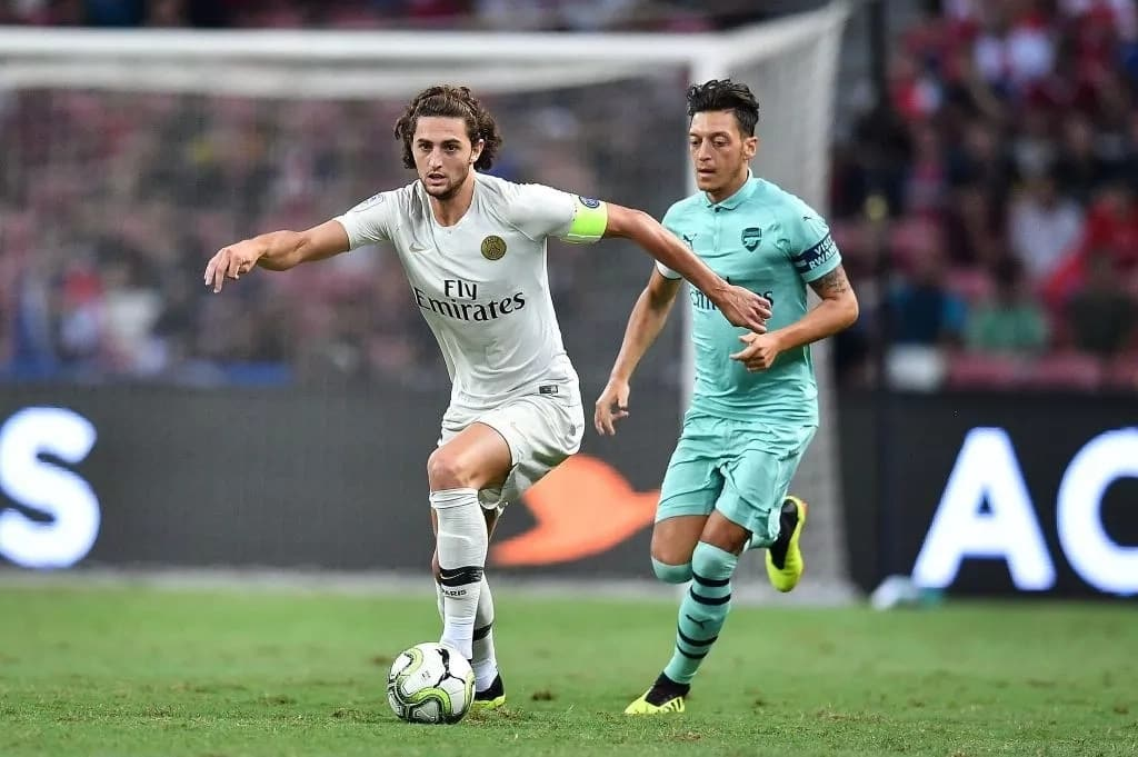 Adrien Rabiot set to sign new long-term contract extension at PSG