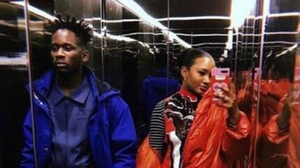 Singer Mr Eazi recounts how he met billionaire girlfriend Temi Otedola (video)