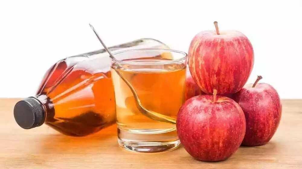 Can apple cider vinegar affect fertility?