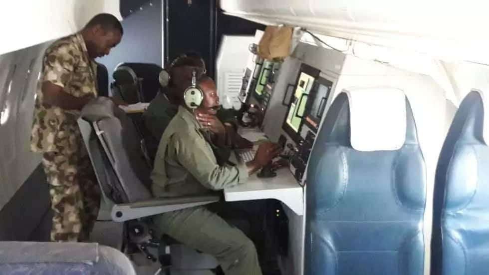Nigerian Airforce salary structure 2018