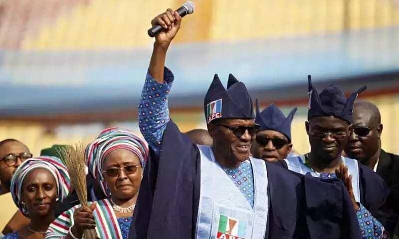 Miliyoyin 'yan Najeriya zasu dawo APC kwanan nan - Alhaji Muhammadu Buhari