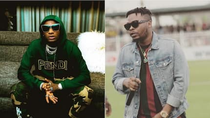 Wizkid and Olamide leave fans confused after fixing concerts same day in Lagos