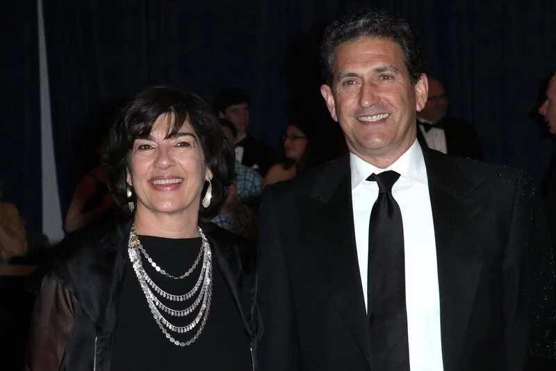 So sad! Famous journalist Christiane Amanpour divorces her husband