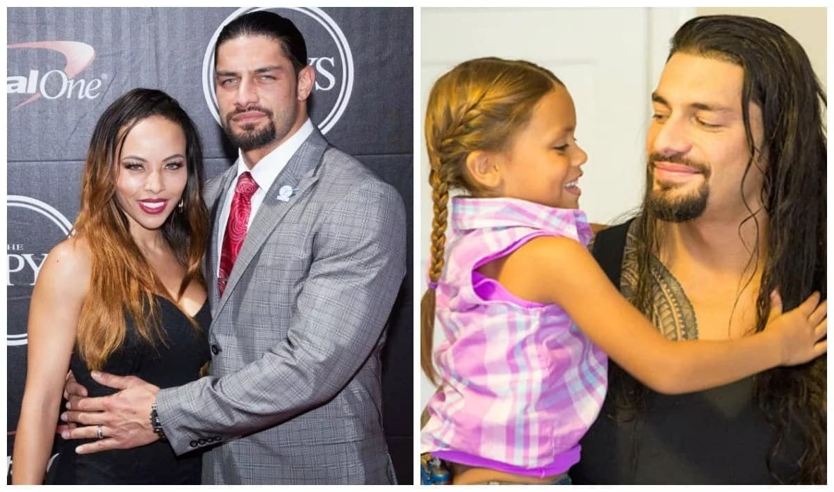 Roman Reigns Wife and His Daughter [Updated] ▷ Legit.ng