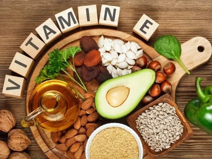 Vitamin E sources