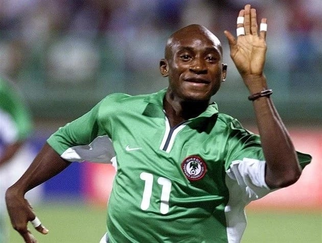 Ex Super Eagles star Femi Opabunmi cries out for help