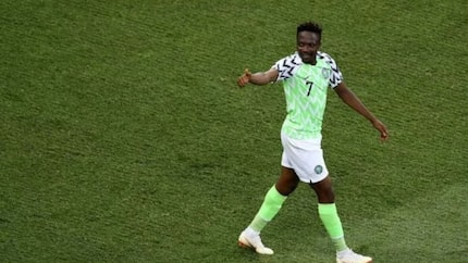 Super Eagles star Ahmed Musa finally speaks on the condition that made him leave the Premier League