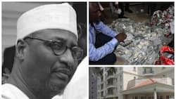Owner of Ikoyi apartment where EFCC uncovered $43.4m, £27,800 and N23.2m revealed