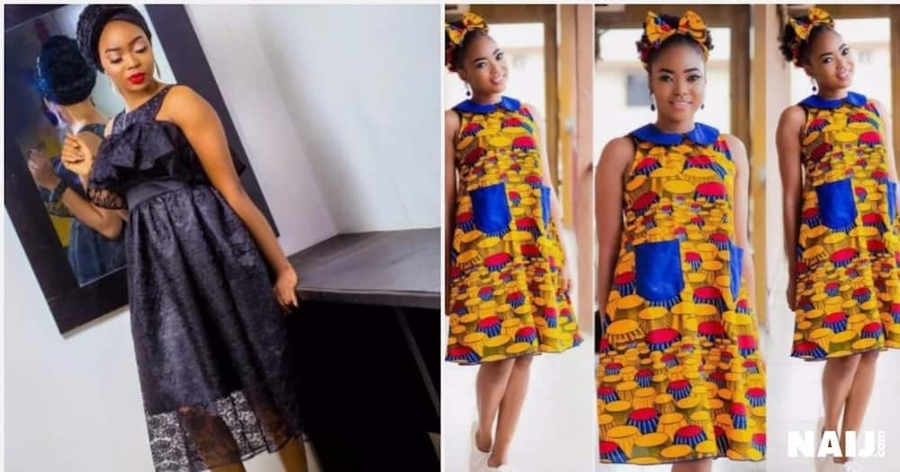 Meet 23 Year Old Fashion Designer Who Makes Gorgeous Designs For Young Nigerian Ladies Photos Legit Ng