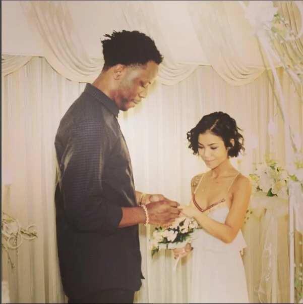 American singer Jhene Aiko is married to Yoruba man