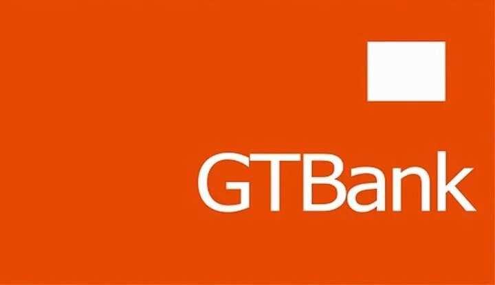 GTBank logo