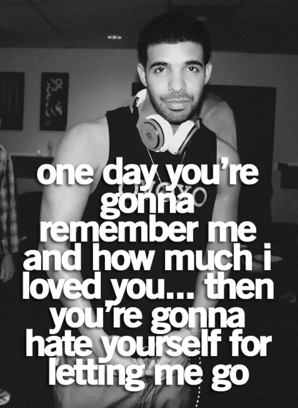Best Drake's quotes about love