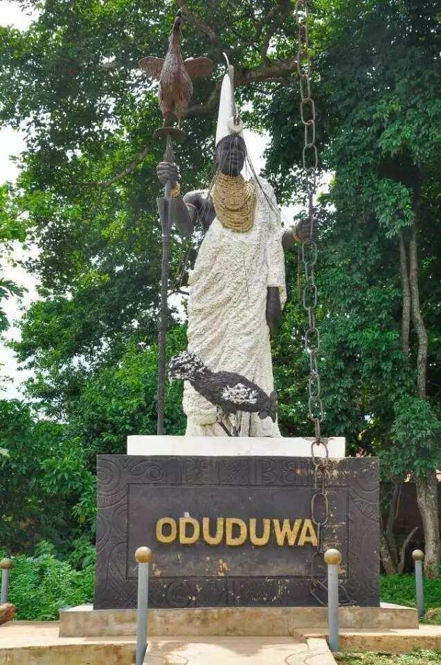 History of Oduduwa in Yoruba land