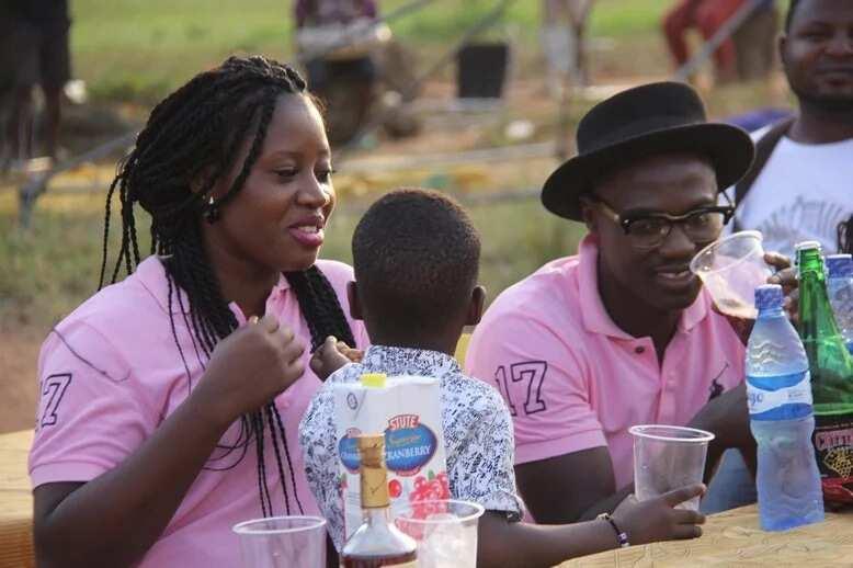 Empress Njamah Celebrates Birthday With Less Privileged