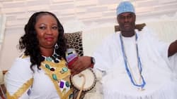 Ife people believed I understand Ooni better - Female talking drummer Ara on why they call her Olori in Ile Ife