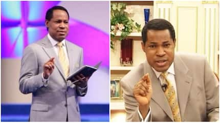 There is no such thing as spiritual husband or wife - Pastor Chris Oyakhilome reveals (video)