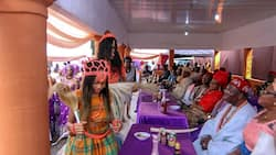 Check out what happened when this guy wedded an Igbo princess (PHOTOS, VIDEO)