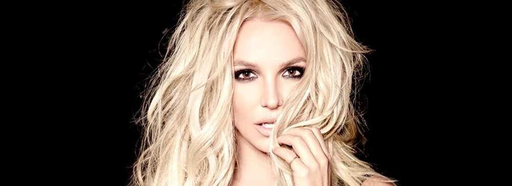 50 most popular women - Britney Spears
