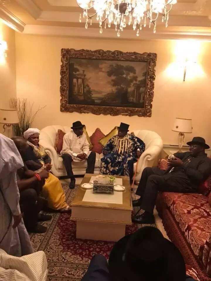 I'll be visiting Bayelsa for medical check up - Obasanjo