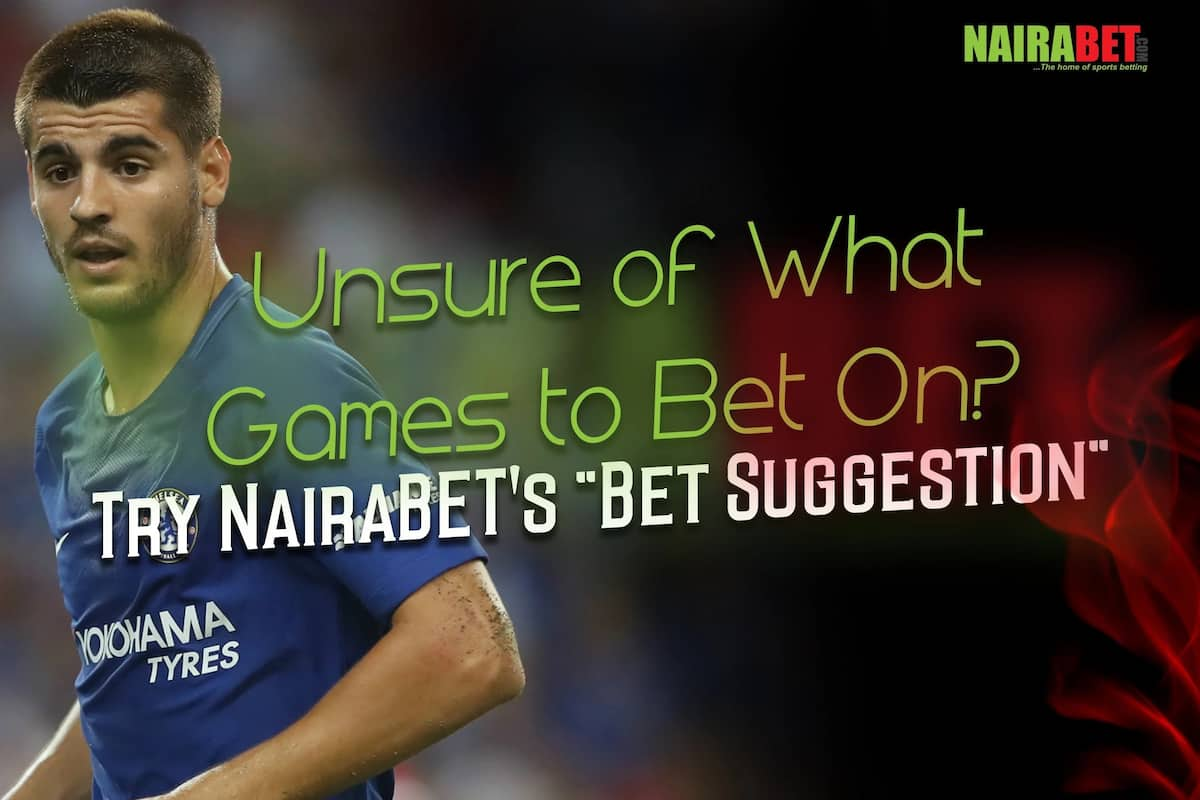 NairaBet codes and their meaning