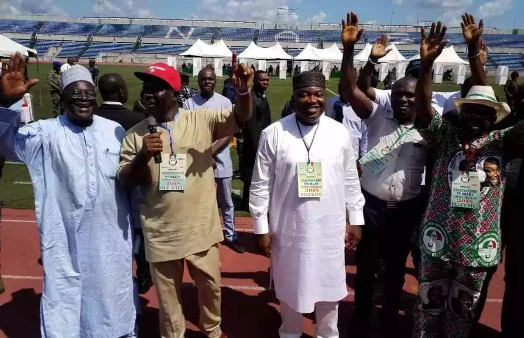 2019: Why people trust Ugwuanyi - By Louis Amoke