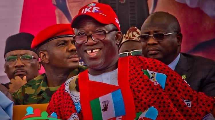 Crush PDP in Ekiti before 2022 - Fayemi tells APC stakeholders