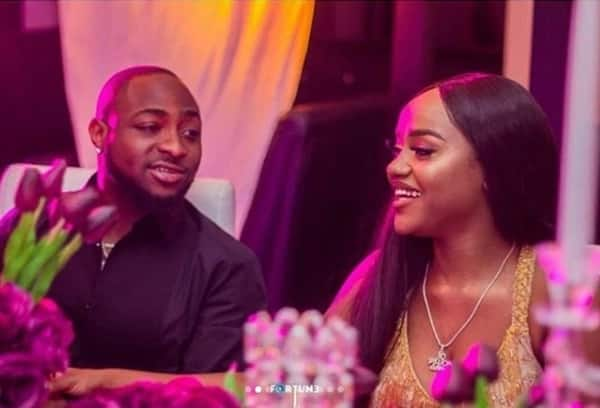 Davido story with Chioma