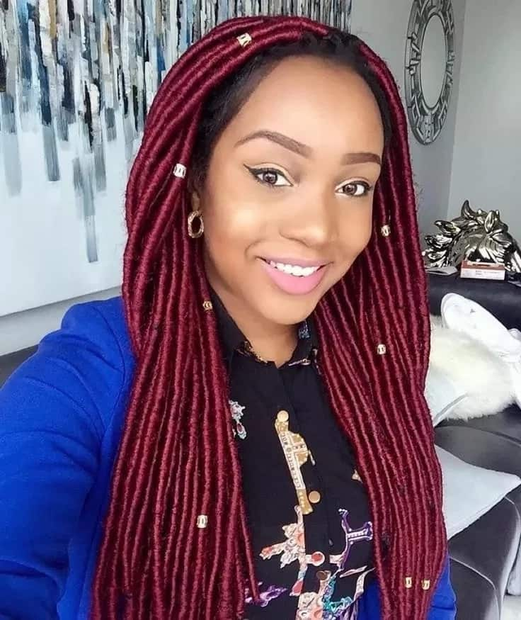 braids with wool