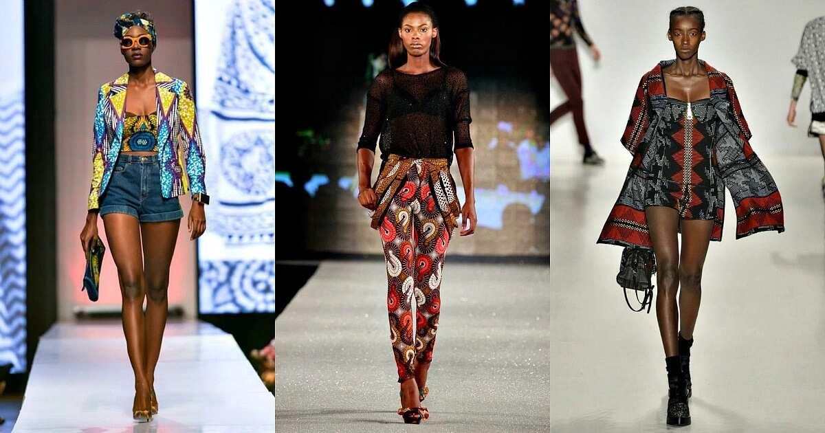 Amazing ankara styles for skinny ladies