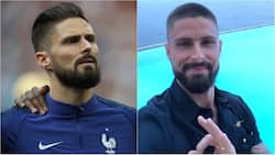 See what Giroud had promised to do if France win the World Cup