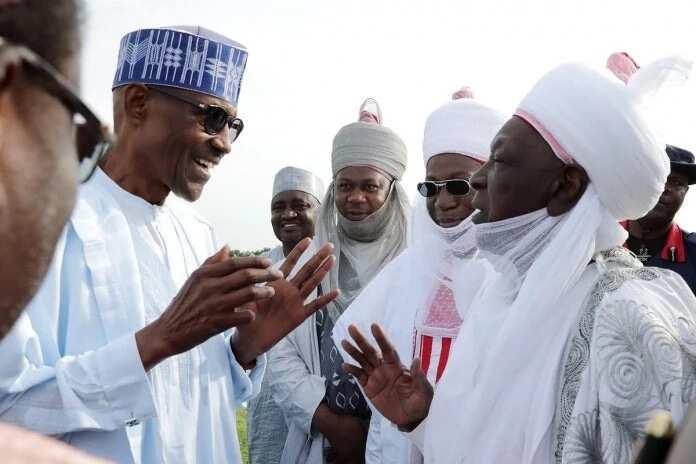 Da duminsa: Shugaba Buhari ya dira Katsina yanzu, daga nan zai tafi Mauritania gobe