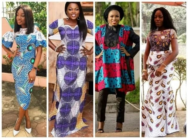 Latest Ankara Style In Town 2017 2018 Legitng