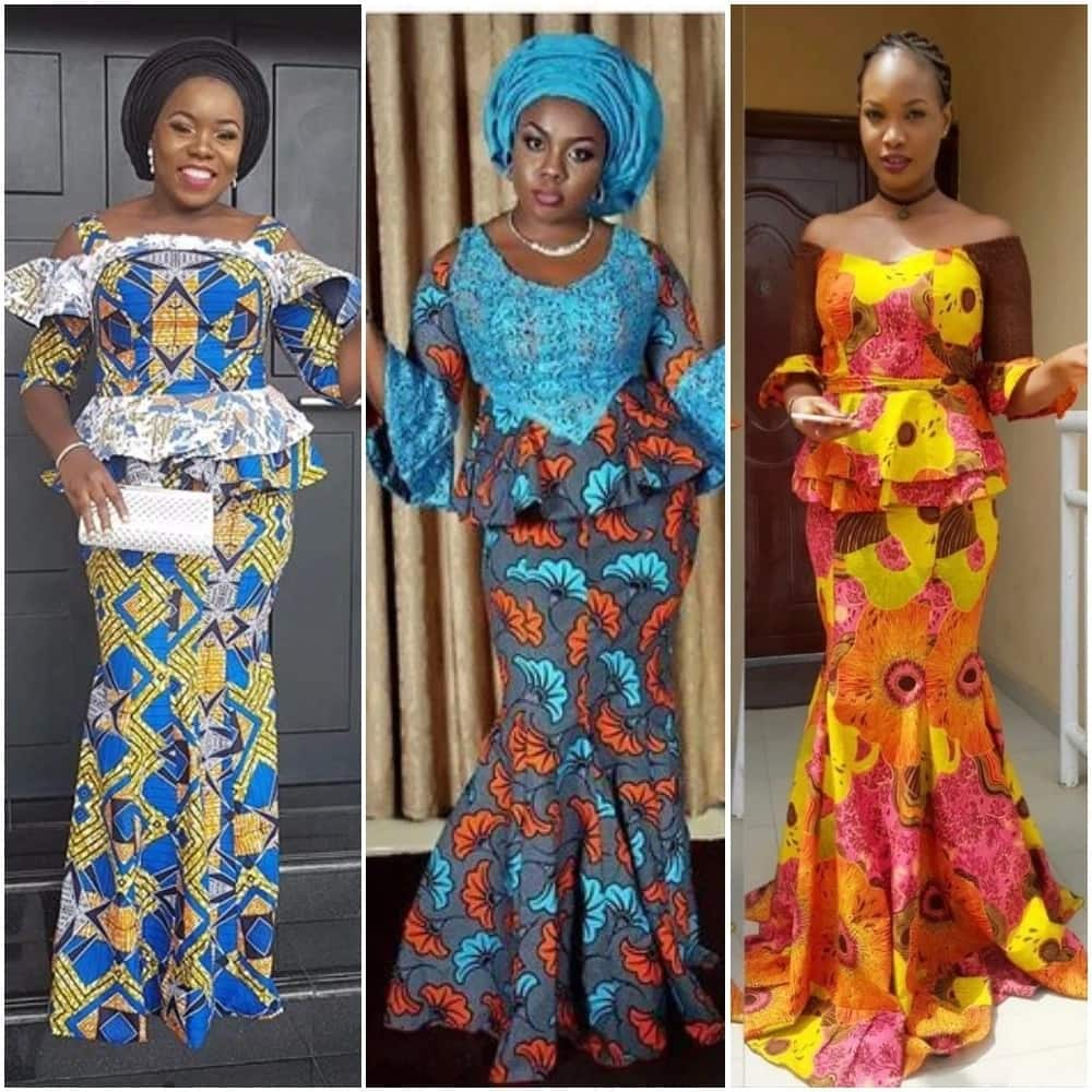 Latest Ankara Designs For Skirt And Blouse Updated Legit Ng